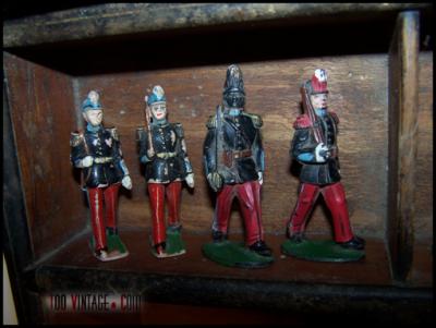 Soldats St Cyrien