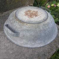 Petite bassine en zinc 4
